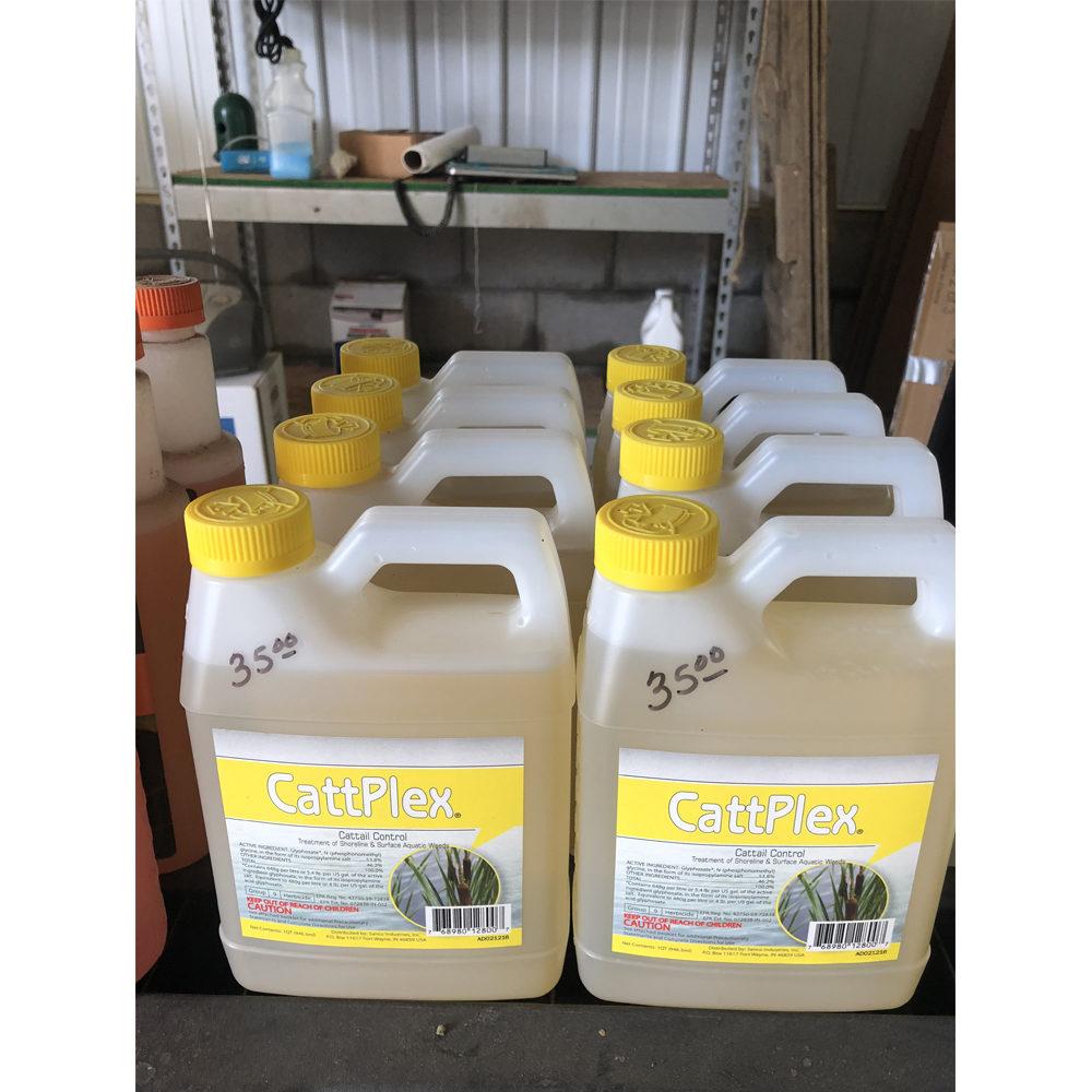 catt plex cattail control herbicide