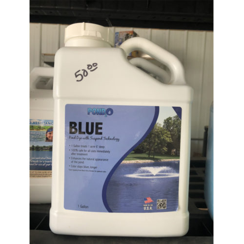 Pond2o Blue Pond Dye with Suspend Technology
